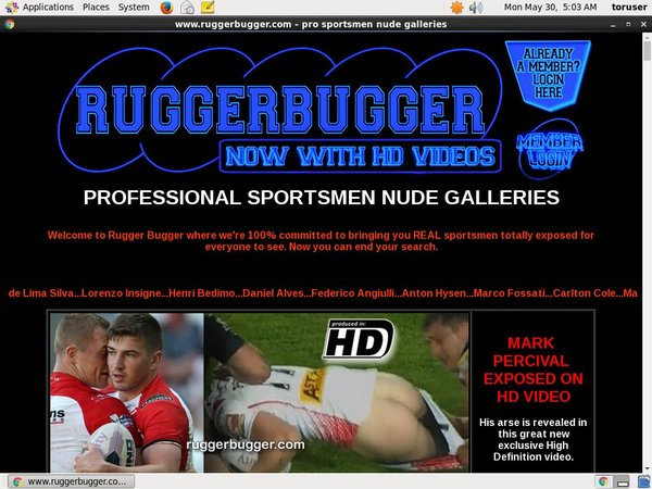 Ruggerbugger.com Pay With