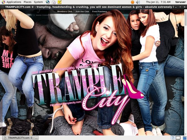 Trample City Discreet Billing