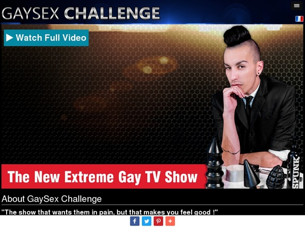Gaysexchallenge Join Link